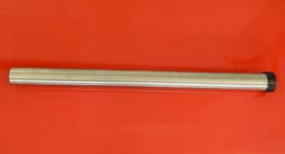 Obrázek trubka NEREZ do Bosch GAS 25 35 50 55 sada 2ks x 0,5m nahradí original Sací trubice