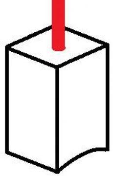 Obrázek uhlíky 10x10x18 akumulátorové nářadí 12V 24V 14V 28V 18V 36V VER3 bruska utahovák šroubovák