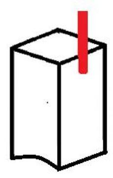 Obrázek uhlíky 4x4x12 akumulátorové nářadí 12V 24V 14V 28V 18V 36V aku bruska utahovák šroubovák