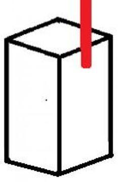 Obrázek uhlíky 4x4x9 akumulátorové nářadí 12V 24V 14V 28V 18V 36V aku VER1 utahovák šroubovák
