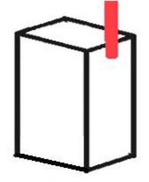 Obrázek uhlíky 4x6x10S akumulátorové nářadí 12V 24V 14V 28V 18V 36V aku bruska utahovák šroubovák