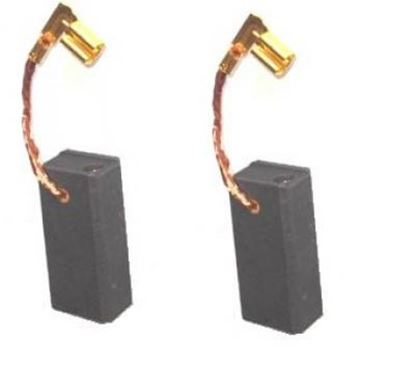 Obrázek uhlíky 6x11 x 25mm i do Makita nahradí 194160-9 CB 350 CB350 REM031 carbon brush kohlen CB-350 für HR 4010 C HR 4011 C HR 3541 FC