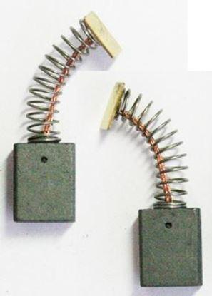 Obrázek uhlíky Alpha Tools AOF 1400 E nahradí original sada 2.verze
