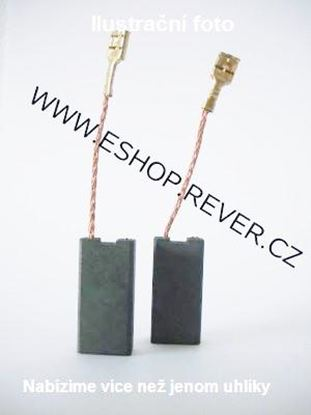 Obrázek uhlíky Alpha Tools WS 115 WS115 WS-115 nahradí original sada