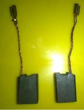 Obrázek uhlíky DeWalt ELU bruska nahradí original sada