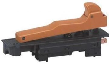 Obrázek vypínač Schalter switch do Makita 9015 9016 9027 9067 7020 9020 7021 nahradí 650101-0 651143-7 651176 RE25