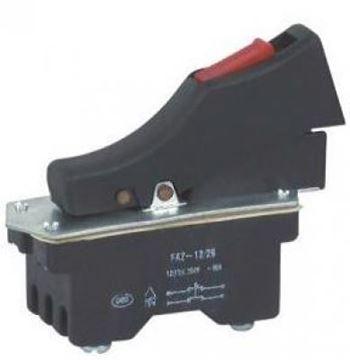 Obrázek vypínač Schalter switch do Meister craft Blaukraft Einhell Kinzo Parkside Winkelschleifer bruska BWS 230 1800 RE81 FA4-12/2DBH-1 Meister craft MWS 1800 MWS1800