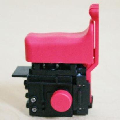Image de interrupteur Makita HR2020 HR2432 HR2440 HR2440F HR2450 DW219 DW214 remplacer l'origine 650508