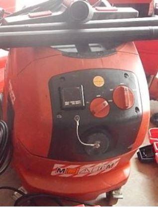 Obrázek vysavač HILTI VC20-UM VC20 UM univerzální použitý příslušenstvi automatické čištění filtru