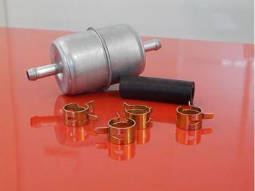 Obrázek palivový filtr potrubní pro Wacker DPU 2540H DPU2450 s motorem Hatz 1B20 DPU2540 DPU 2540 OEM kvalita z SRN sada