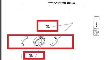 Obrázek kompletní odstředivá spojka original Ammann ABS68 ABS 68 vibrační pěch