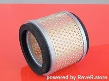 Imagen de vzduchový filtr do Ammann AVS 68-4 AVS68-4 motor Honda GX100 nahradí original bevk filter filtre filtro filtrato