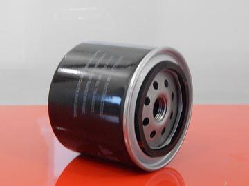 Obrázek olejový filtr motorový pro Neuson minibagr 1302RD motor Yanmar 3TNE68NSR 1302 RD