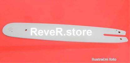 Obrázek ReveR Carving 30cm vodící lišta 1/4 64TG 1,3mm pro Stihl MSE160 MSE180 MSE200