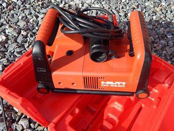 Bild von HILTI DC-SE 20 DC-SE20 DCSE20 drážkovací stroj drážkovačka fréza použitý TOP stav fräse schlitzfräse wall chaser