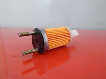 Obrázek palivový filtr do Wacker DS 72 Y motor Yanmar nahradí original DS720