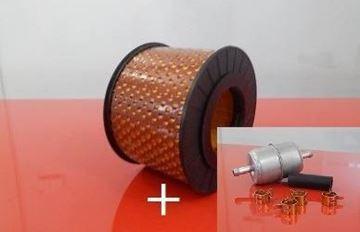 Obrázek sada filtr u do Wacker deska DPU 3060 H DPU3060 palivový a vzduchový pro motor Hatz OEM kvalita z SRN