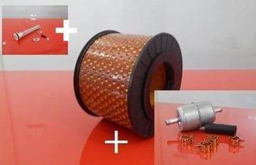 Obrázek sada filtrů palivový vzduchový olejovyý pro Wacker desky DPU 3060 H DPU3060 s motorem Hatz - OEM kvalita z SRN