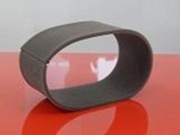 Obrázek vzduchový filtr před filtr pro Bomag vibrační deska BPR 30/38 35/38 motor Yanmar L48AE filter filtre