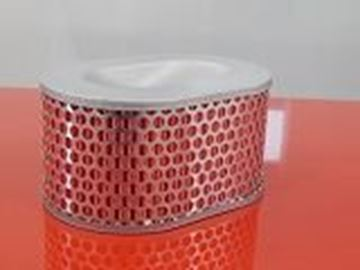 Obrázek vzduchový filtr pro Bomag vibrační deska BPR 30/38 35/38 motor Yanmar L48AE