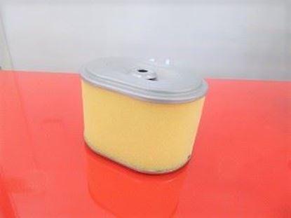 Obrázek vzduchový filtr do Bomag vibrační deska BP 15/36 motor Honda GX 160 částečně ver2 filter filtre