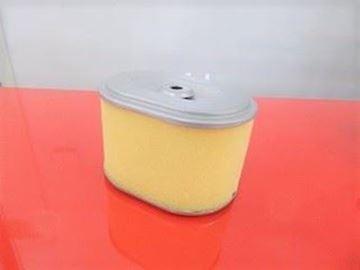Obrázek vzduchový filtr do BOMAG BP 20/48 motor Honda GX 160 nahradí original 14395 BP20/48 GX160