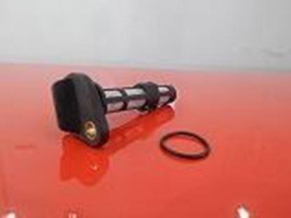 Obrázek olejový filtr pro Bomag BPR 40/45 D motor Yanmar (34113) BPR40/45 D oil filter filtre filtrato