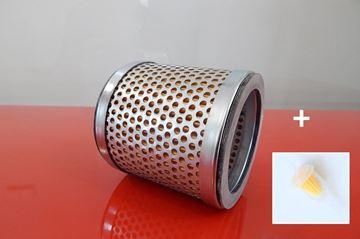 Obrázek vzduchový + palivový potrubní filtr pro Bomag BT 58 68 BT58 BT68 vibrační pěch oem kvalita TOP