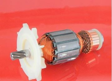 Obrázek kotva rotor orginal armature HILTI TE 16 TE16 TE 16-S - armature anker armadura armatura Reparatursatz Wartungssatz service repair kit