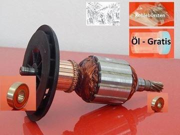 Bild von Anker Rotor HILTI TE 60 72 TE60 TE72 ersetzt original 72343/7 (ekvivalent) Wartungssatz Reparatursatz Service Kit hohe Qualität