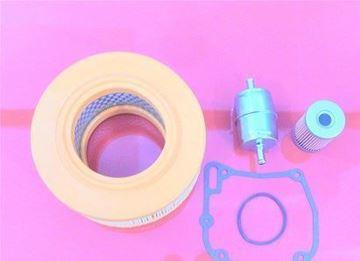 Obrázek servisní opravní sada pro Bomag BPR 80/60 D BPR80/60 D s motorem Hatz - palivový olejový vzduchový filtr těsnění hlavy - OEM kvalita - nahradí originál čísla 05727894 05727382 05727215 05722391 / 50478800 050478800 03795700 000004006111 filter filtre