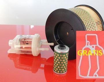 Obrázek sada filtrů pro Bomag BPR 35/60 BPR35/60 D DH 2xpalivový 1xvzduchový filtr a těsnění hlavy - OEM kvalita servisní nahradí originál 05728350 05723502 filter filtre suP