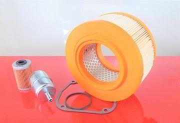 Obrázek sada filtrů pro Bomag BPR 50/52 D-2 BPR50/52 D2 s motorem Hatz 1xpalivový 1xvzduchový 1x olejový filtr a těsnění hlavy - OEM kvalita servisní nahradí originál filter filtre