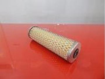 Obrázek palivový filtr do WACKER vibrační deska DPU 6760 Farymann motor DPU6760