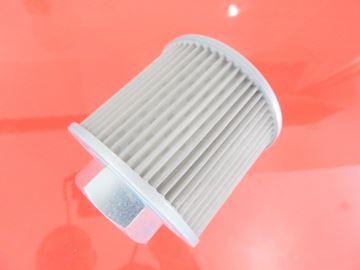 Obrázek hydraulický filtr sací filtr pro Takeuchi TB016 TB 016 motor Yanmar 3TNV70-STB (94995) filter filtre