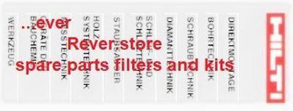 Image de HILTI Explosionszeichnung en pdf Stückliste n Ersatzteilliste spart part list Reparaturanleitung en repair list on CDROM CD rom CD-ROM auf CD Rom