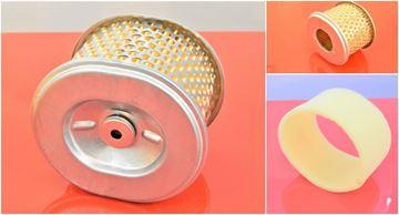 Obrázek servisní sada filtrů filtry pro Honda GX 270 GX270 Set1 vzduchový + před filtr - např. pro Wacker BPU3050A a Weber CR 3 CR-3 CR3 s motorem Honda filter air luft luftfilter mit vorfilter filtre