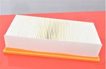 Obrázek PET filtr HILTI VC 60 U VC60U nahradí PES filtr 00 203864 VC60-U VC60 U filter air luftfilter filtre filtrato beschichtung made in germany