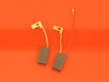 Obrázek uhlíky Bosch GBH 5-40 DE 5-40DCE GSH 5 E 5CE 1617014144 náhradní kohlebürsten carbon brushes