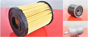 Obrázek servisní opravní filtr sada pro Wacker DPU 2430 F DPU2430 F s motorem Farymann - palivový potrubní vzduchový olejový filtr - OEM kvalita - nahradí originál čísla Wacker SET1 filter filtre