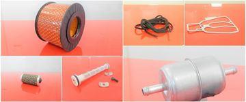 Obrázek servisní opravní filtr sada pro Wacker DPU3070H DPU 3050 3060 3070 H DPU3060 DPU3050 s motorem Hatz - palivový potrubní vzduchový motorový olejový filtr těsnění startovací šnůra - OEM kvalita filter - nahradí originál čísla Wacker SET1 filtre