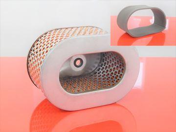 Obrázek vzduchový filtr a před filtr do Ammann ADS70 motor Yanmar nahradí original 1ks air luft filter OEM kvalita