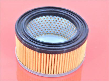 Obrázek vzduchový filtr do Ammann vibrační pěch ADS 70 motor Yanmar L48 filter filtre