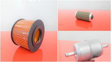 Obrázek servisní sada filtrů filtry pro Hatz 1B40 1B20 1B30 1B50 Set1 air fuel luft kraftstoff filter set satz repair kit wartungssatz 3pcs / 1B20 1B20V 1B27 1B30 1B30V 1B40 1B40V 1B50 filtre