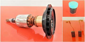 Imagen de ancla Ventilador de rotor Bosch GBH5/40DCE GSH4 GBH38 GSH5CEO GBH 5/40 DCE GSH 4 GBH 38 GSH 5 CEO reemplazar el 10180 original / kit de mantenimiento de reparación de alta calidad / escobillas de carbono y grasa libre