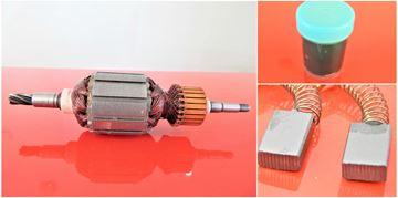 Bild von Anker Rotor PREMIUM Makita HR 3000 C HR3000-C ersetzt original (ekvivalent) Wartungssatz Reparatursatz Service Kit hohe Qualität Fett und Kohlebürsten GRATIS