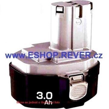 Immagine di akumulátor MAKITA 1435 1435F 1435 F 14,4V 3Ah baterie náhradni akku baterie battery