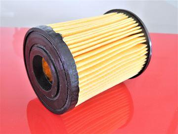 Obrázek vzduchový filtr do WACKER DPS 2040 motor Farymann nahradí original air luft filter