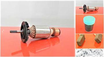 Image de ancre rotor HILTI DD160-E DD 160-E 160 remplacer l'origine alte Version / kit de service de maintenance de réparation haute qualité / balais de charbon et graisse gratuit