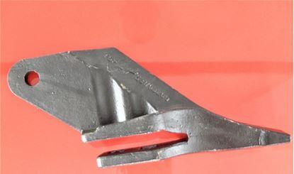 Bild von krajní zub na lopatu pro bagr typ JCB system nahradí 53103209 levý 531-03209 Baggerzahn